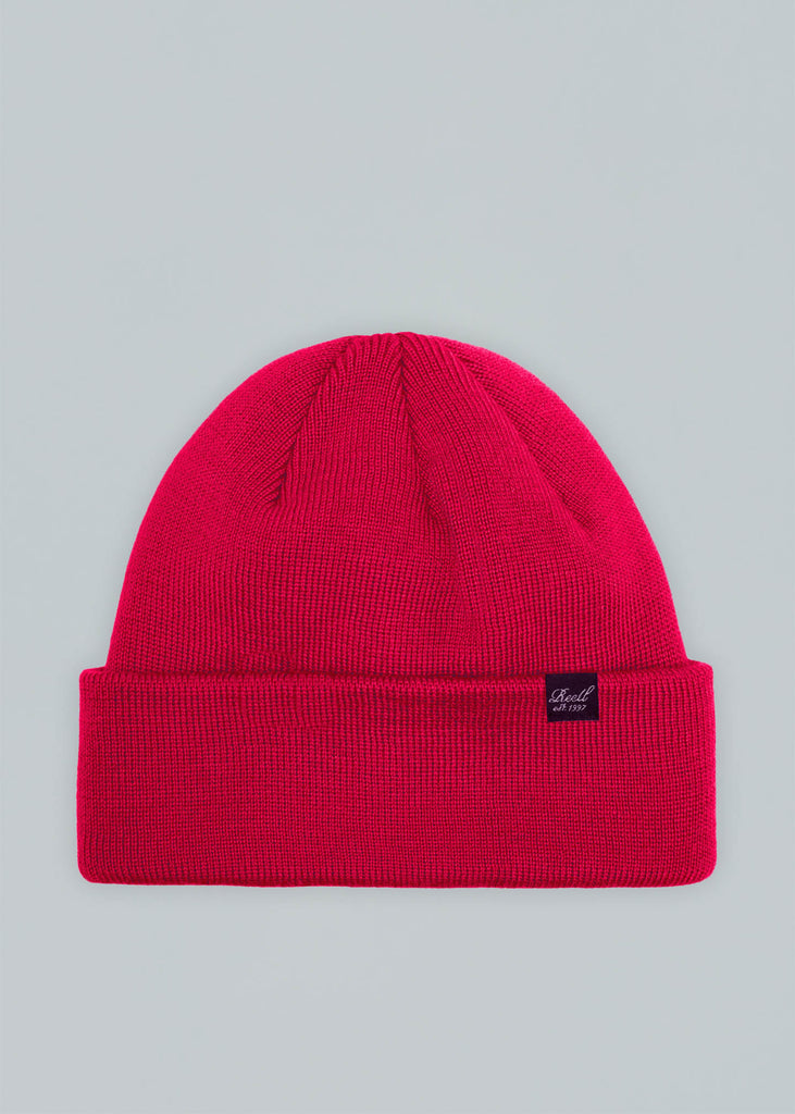 Reell Beanie Red