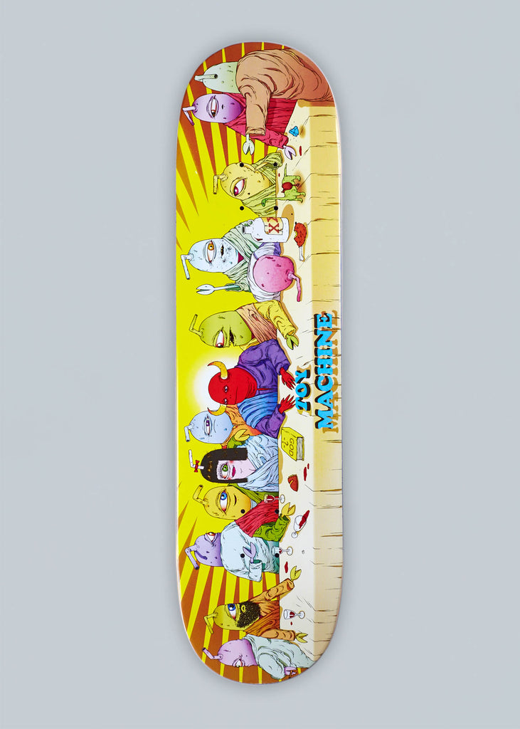 Toy Machine Last Supper Deck 8.0