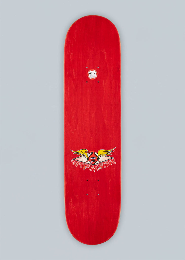 Toy Machine Provost Stairway Deck 8.0