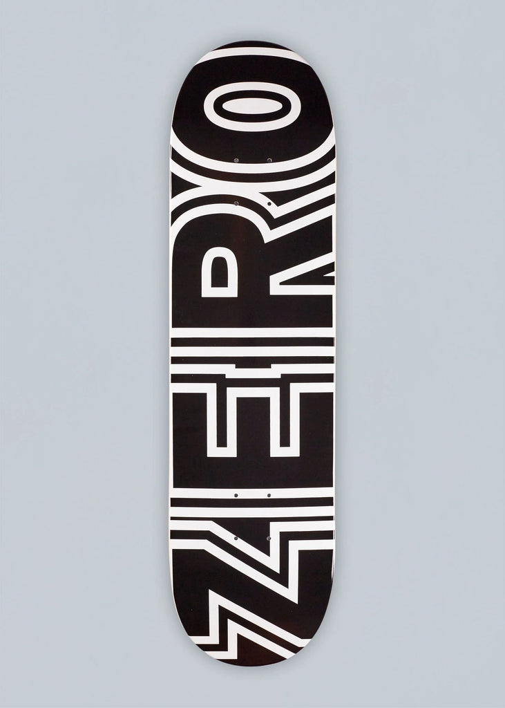Zero Skateboards Bold Deck 8.5