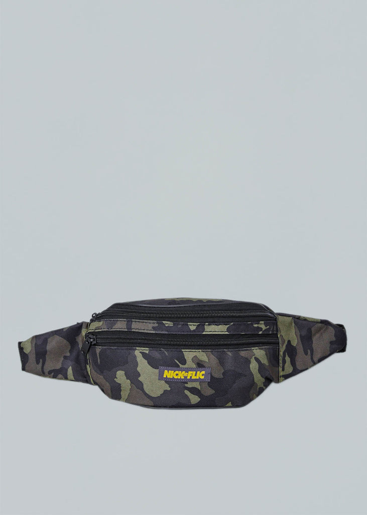 Nick Le Flic Classic Hipbag Camouflage - no comply online skateshop