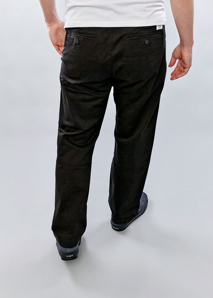 Reell Reflex Loose Chino Black