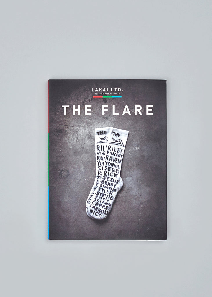 Lakai The Flare DVD - no comply online skateshop