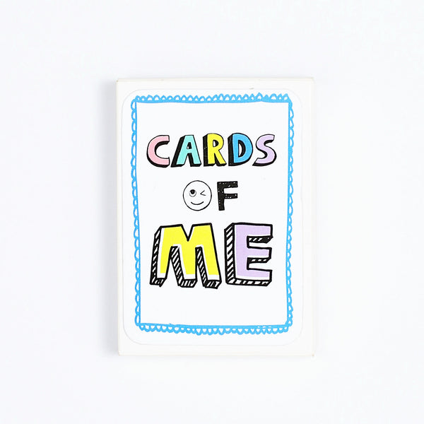 Cards of Me
