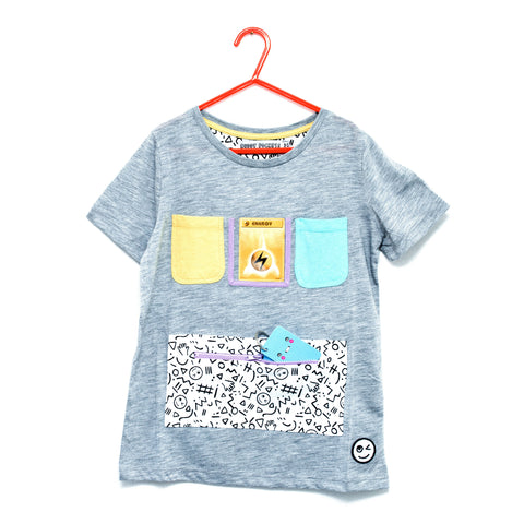 Show and Tell T-Shirt - Grey