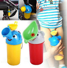 Portable Baby Urinal Potty - My Little Wonder