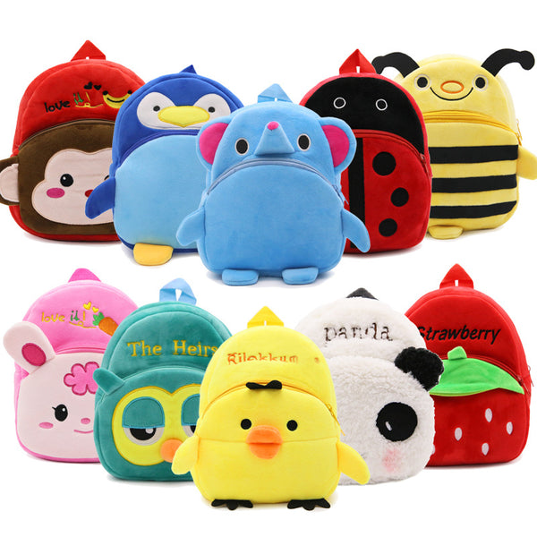 Animal Mini Backpack - My Little Wonder