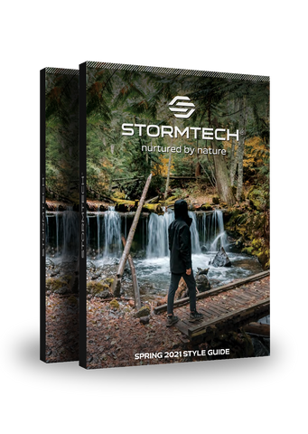 Stormtech Spring 2021 CAD Style Guide