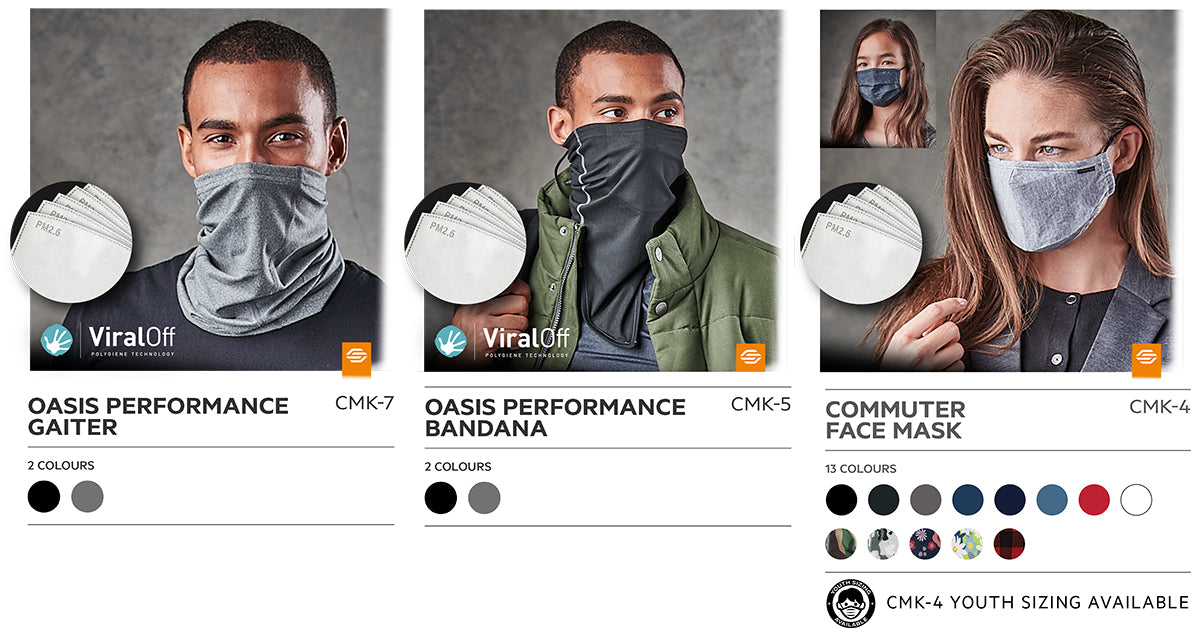 PM-25 Compatible Masks