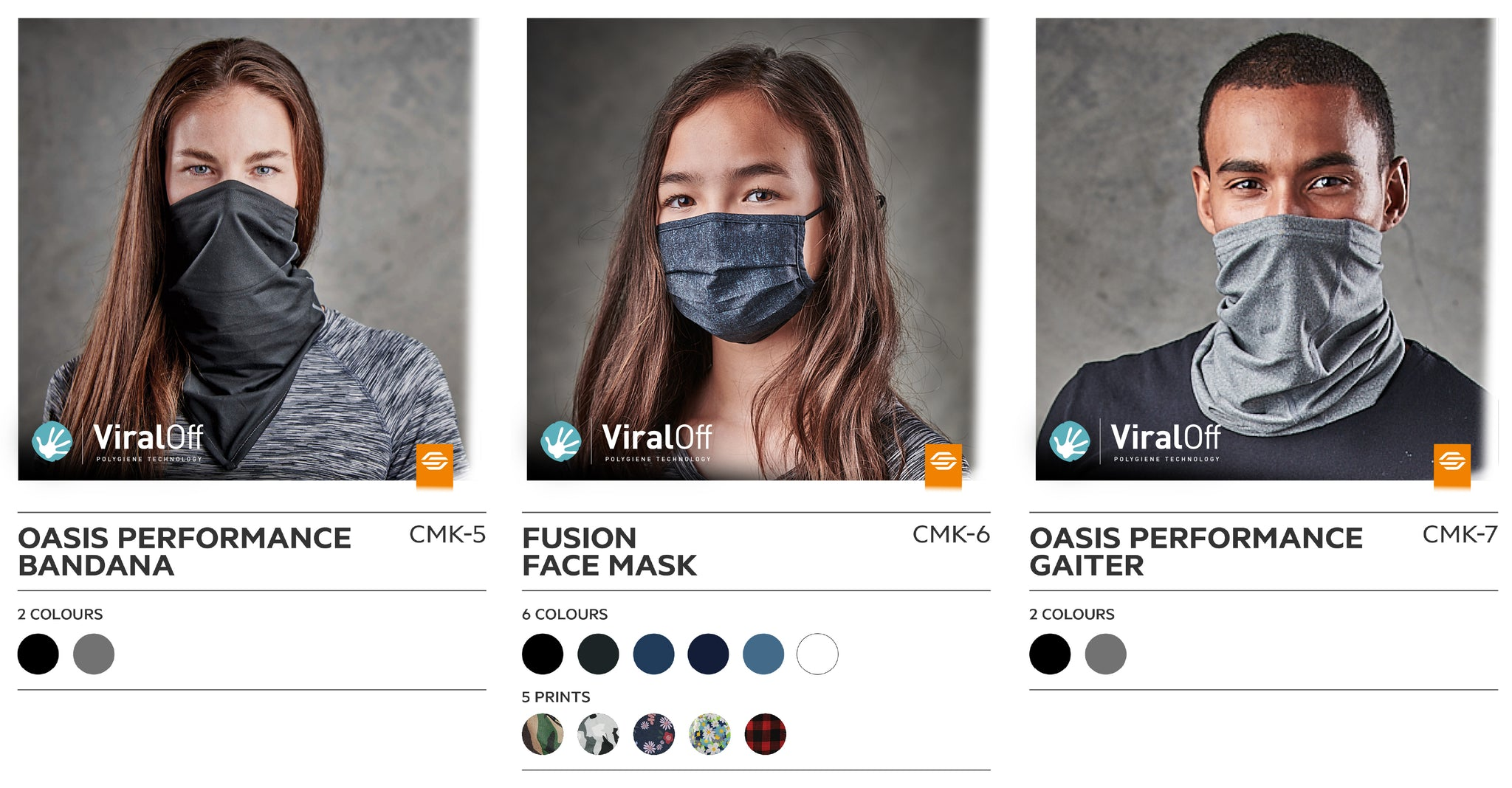 Viraloff Mask Collection