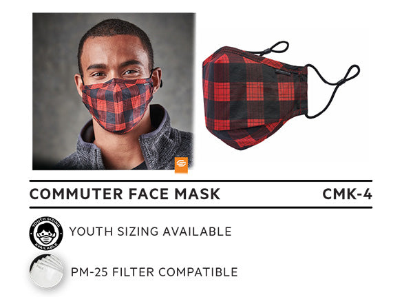 CMK-4 Plaid Mask