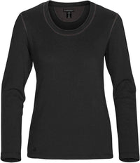 Hotlist Women's Hanford Crew Neck Top - FBR-1W