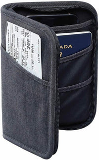 Cupertino RFID Passport Wallet - PWX-1