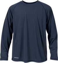 Clearance Men's STORMTECH H2X-DRY® L/S Layering Tee - SAT036