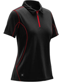 Women's Pulse 1/4 Zip Polo - SDP-1W