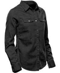 Women's Blueridge Denim Shirt - SFD-1W