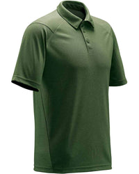 Men's Mistral Heathered Polo - SPL-1