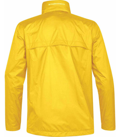 Blaze Yellow - Back