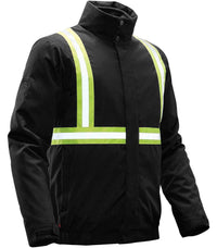 Unisex HD 3-in-1 Reflective Jacket - XLT-4R