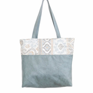 Everyday Tote + Zipper Top | Large