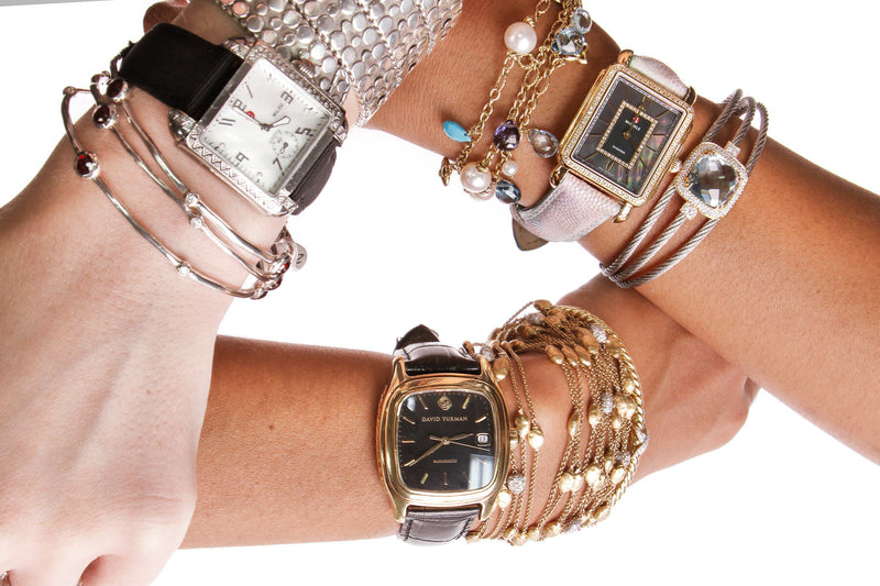 Stacking Designer Jewelry In Style: A Quick How To