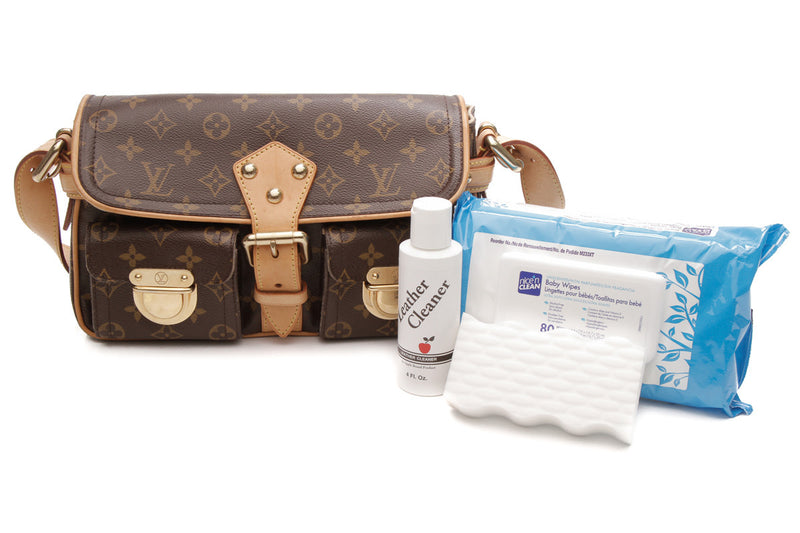 73228313b48dfb How to Safely Clean Louis Vuitton Bags – Couture USA