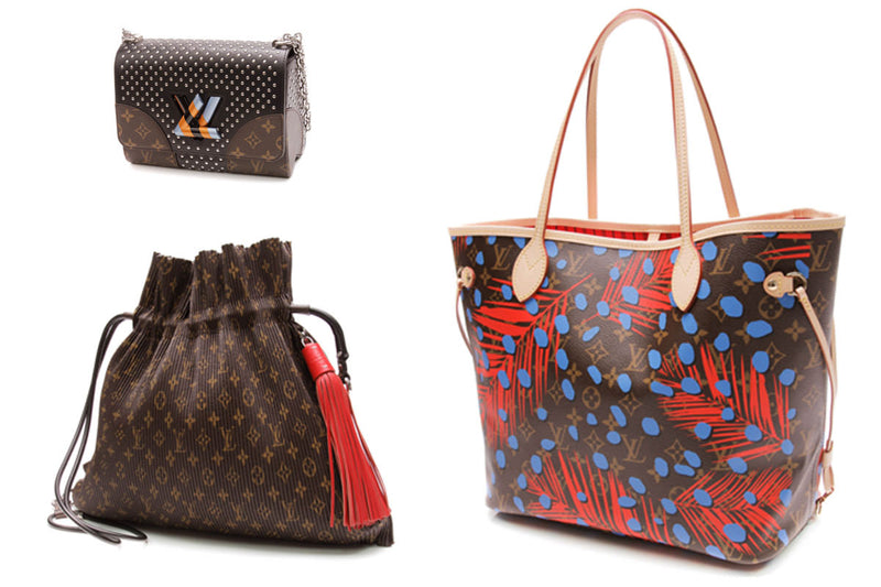 Our Favorite New Louis Vuitton Bag Styles