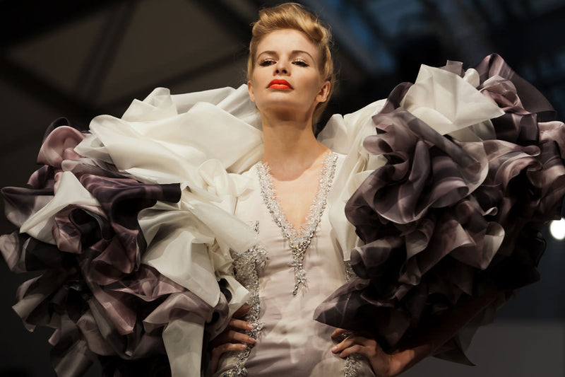A Peek Inside the Rarified World of Haute Couture