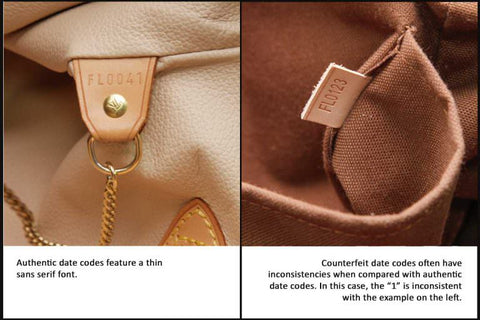 17410b25ff94 How to Identify Authentic Louis Vuitton Bags – Couture USA