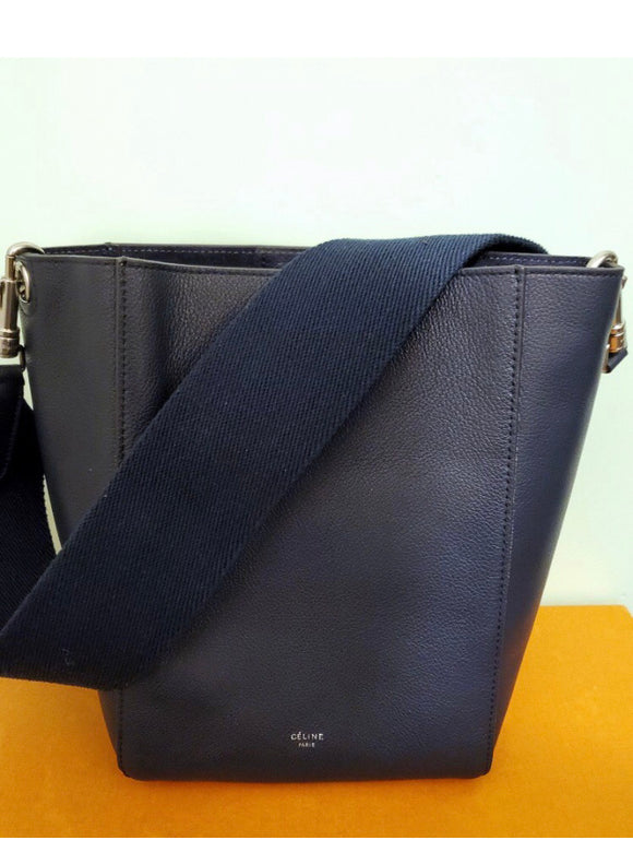 Celine Seau Sangle bag