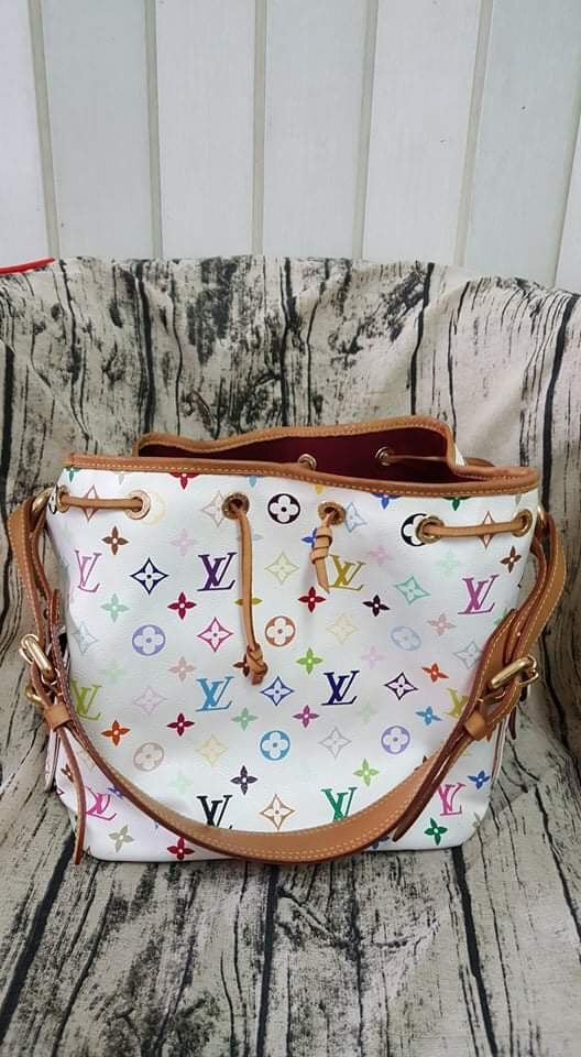 Louis Vuitton Multicolore Noe bag