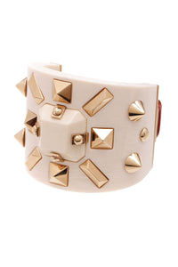 louis-vuitton-runway-studded-bracelet-ivory