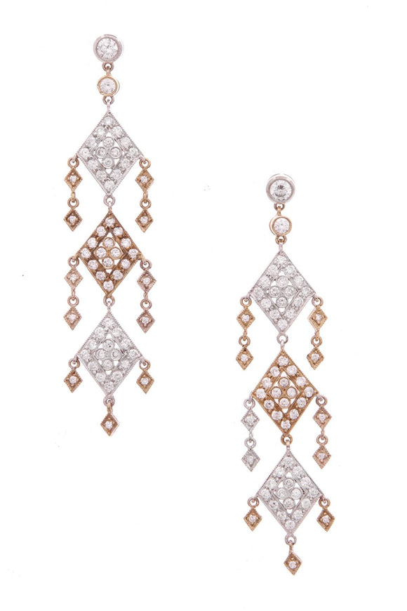 18k-yellow-white-gold-diamond-chandelier-earrings