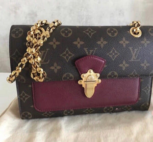 Louis Vuitton Victorie bag