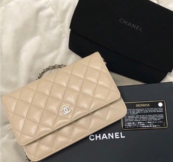 Chanel CC WOC bag