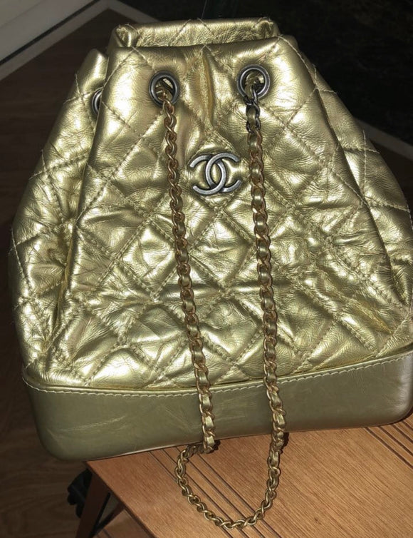 Chanel Small Gabrielle backpack