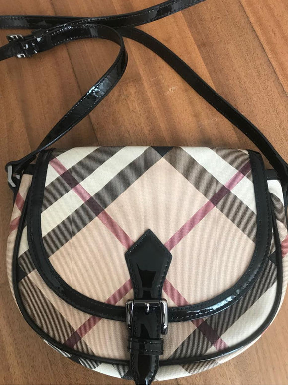 Burberry Supernova small crossbody bag