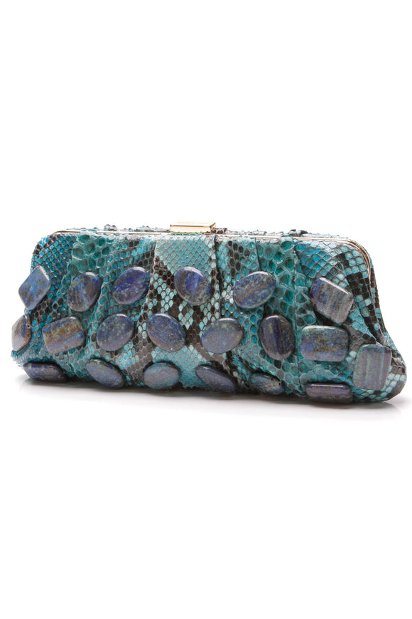 michael-kors-lapis-embellished-clutch-turquoise-python
