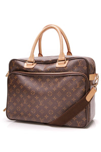 Louis Vuitton iCare computer bag monogram canvas