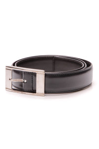 Gucci Leather Belt Navy