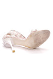 Christian Dior Ankle Strap Heels Diorissimo Pink White