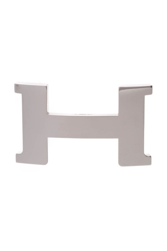 Hermes Constance 38mm Buckle Silver