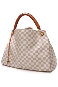 Louis Vuitton Damier Azur Artsy MM bag