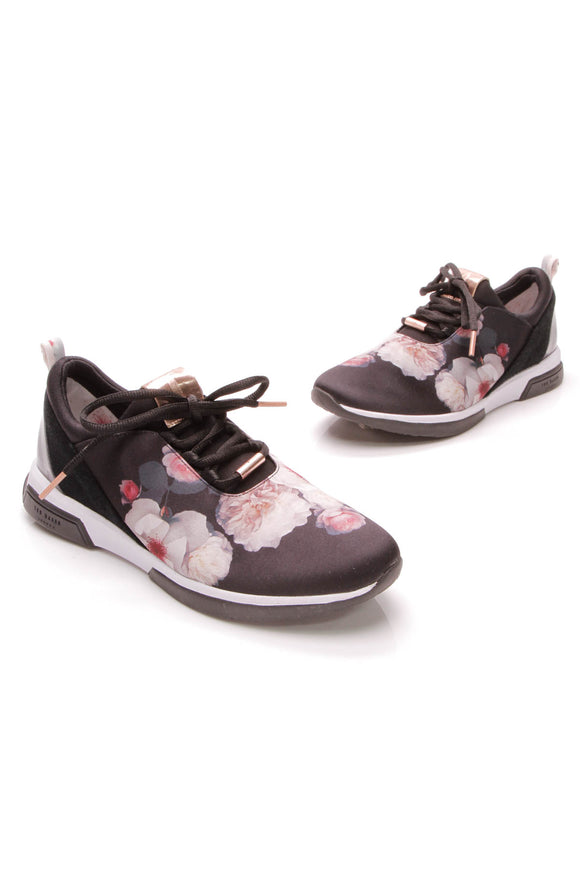 Ted Baker London Cepape sneakers floral black