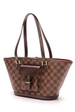 Louis Vuitton Manosque PM Bag Damier Ebene