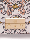 Tory Burch Juliette Mini Top Handle Bag Hicks Garden Print