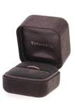 Tiffany & Co. Frank Gehry Diamond 18K yellow Gold Torque ring
