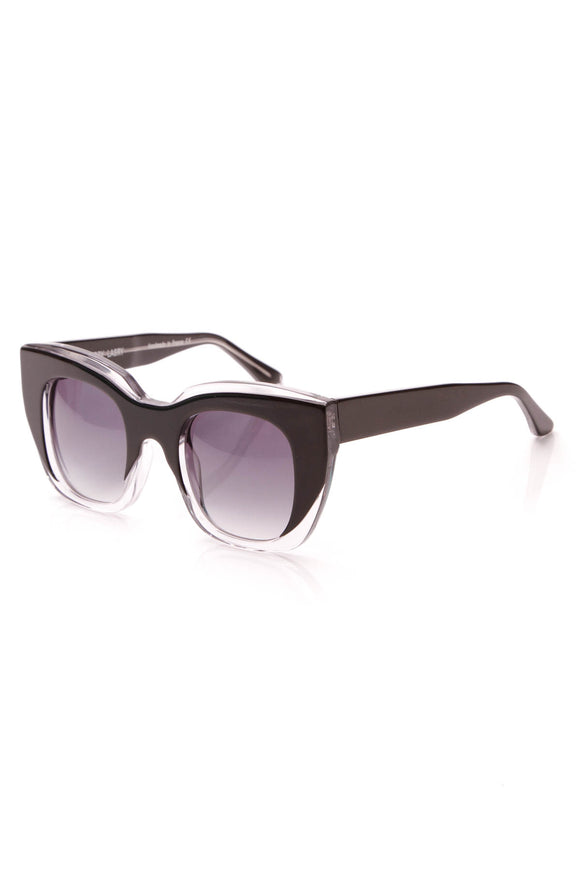 Thierry Lasry Intimacy 21 Sunglasses Black