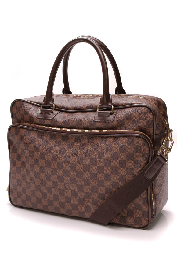 Louis Vuitton iCare Computer Bag Damier Ebene