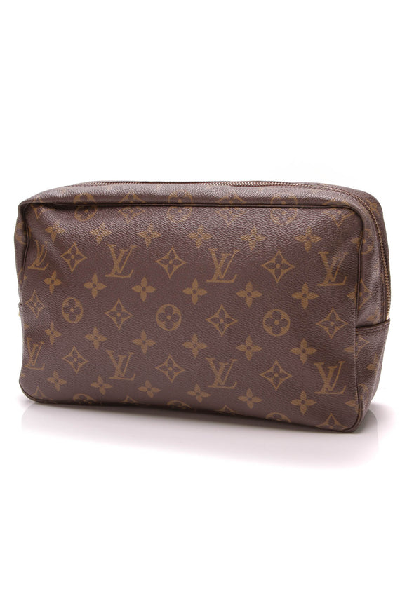 Louis Vuitton Trousse Toilette 28 Case Monogram